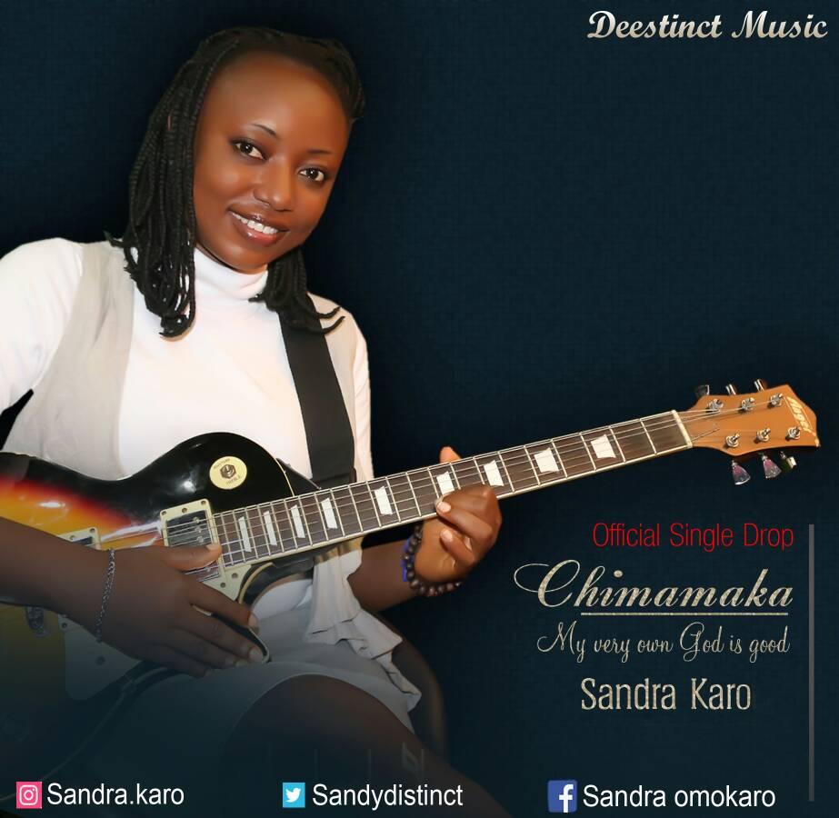 CHIMAMAKA - Sandra Karo [@sandydistinct @nuelesiri]
