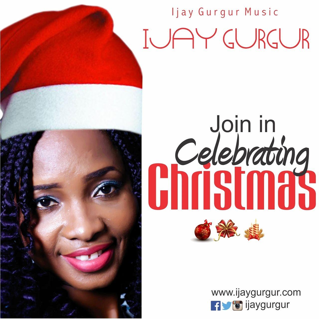 JOIN IN CELEBRATING CHRISTMAS + UNTO US - Ijay [@ijaygurgur]