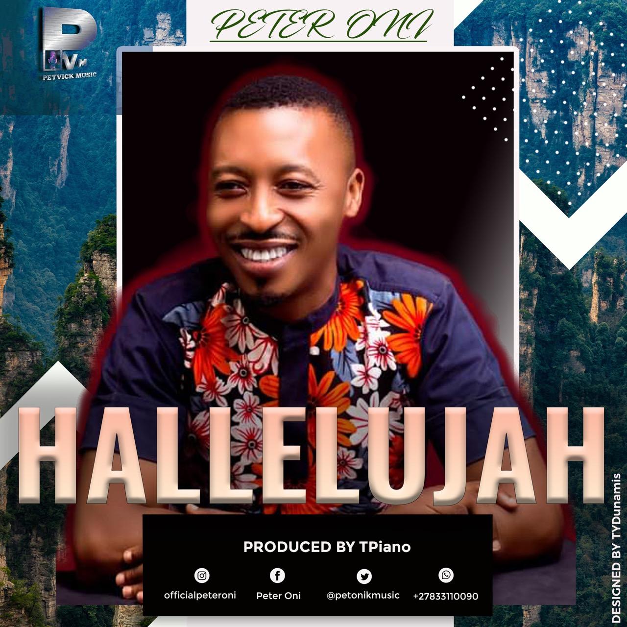 HALLELUYAH - Peter Oni