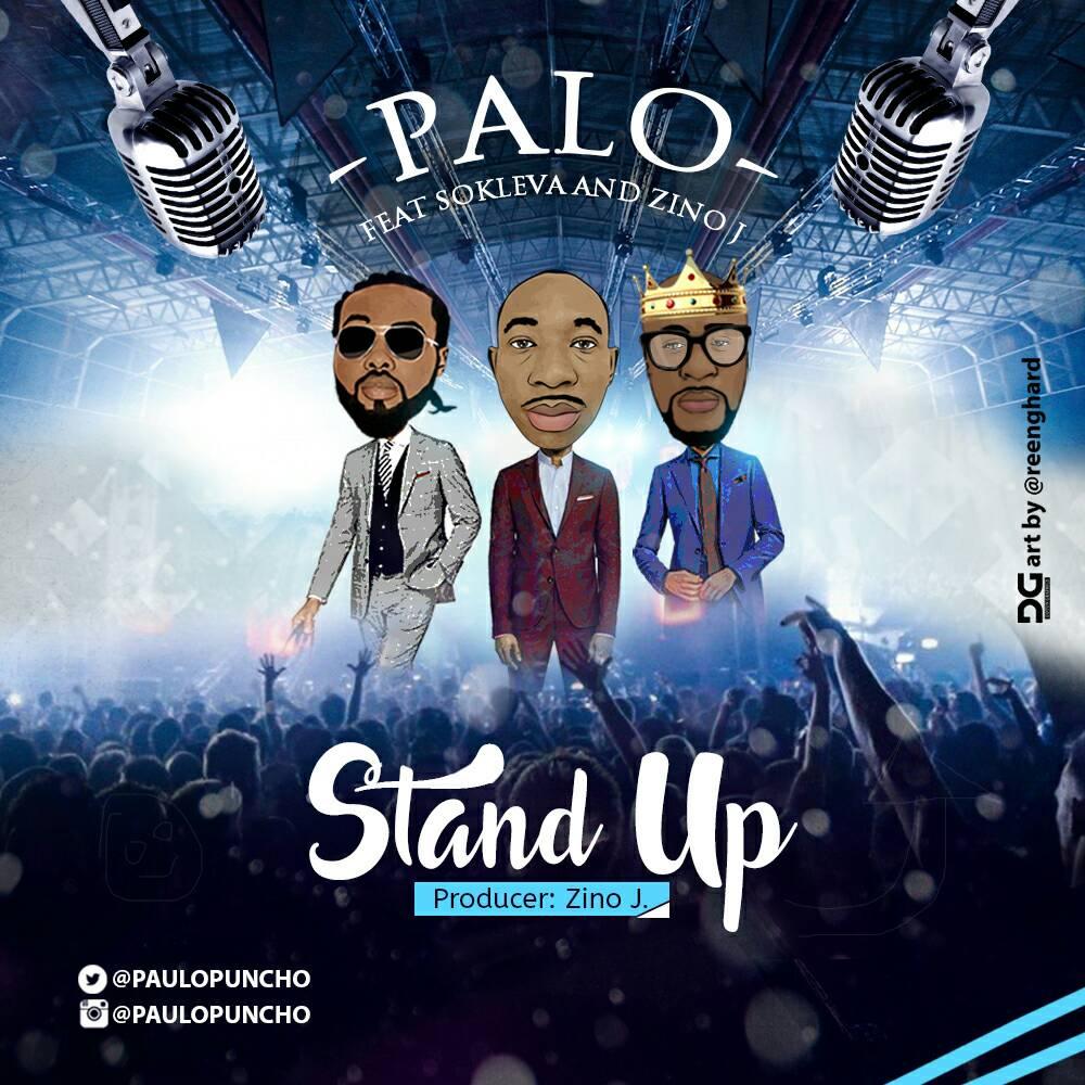 STAND UP - Palo [@paulopuncho] ft Sokleva [@BillionaireKlev] & Zino J [@emozino]