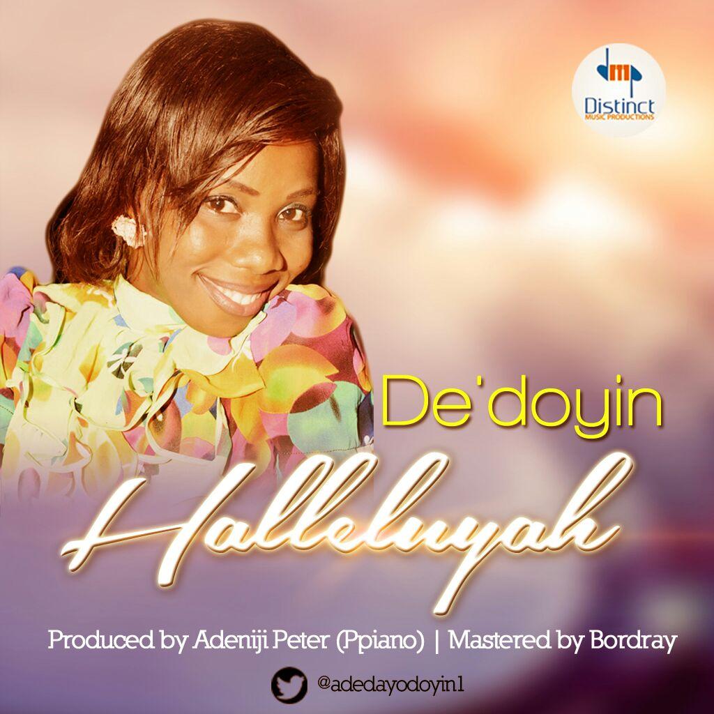 HALLELUYAH - De'Doyin [@AdedayoDoyin1]