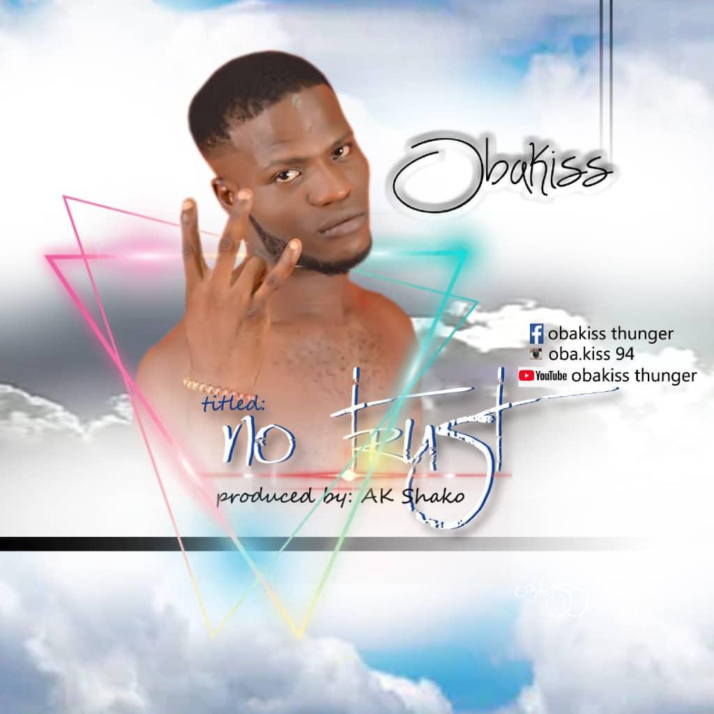 Obakizz - No Trust