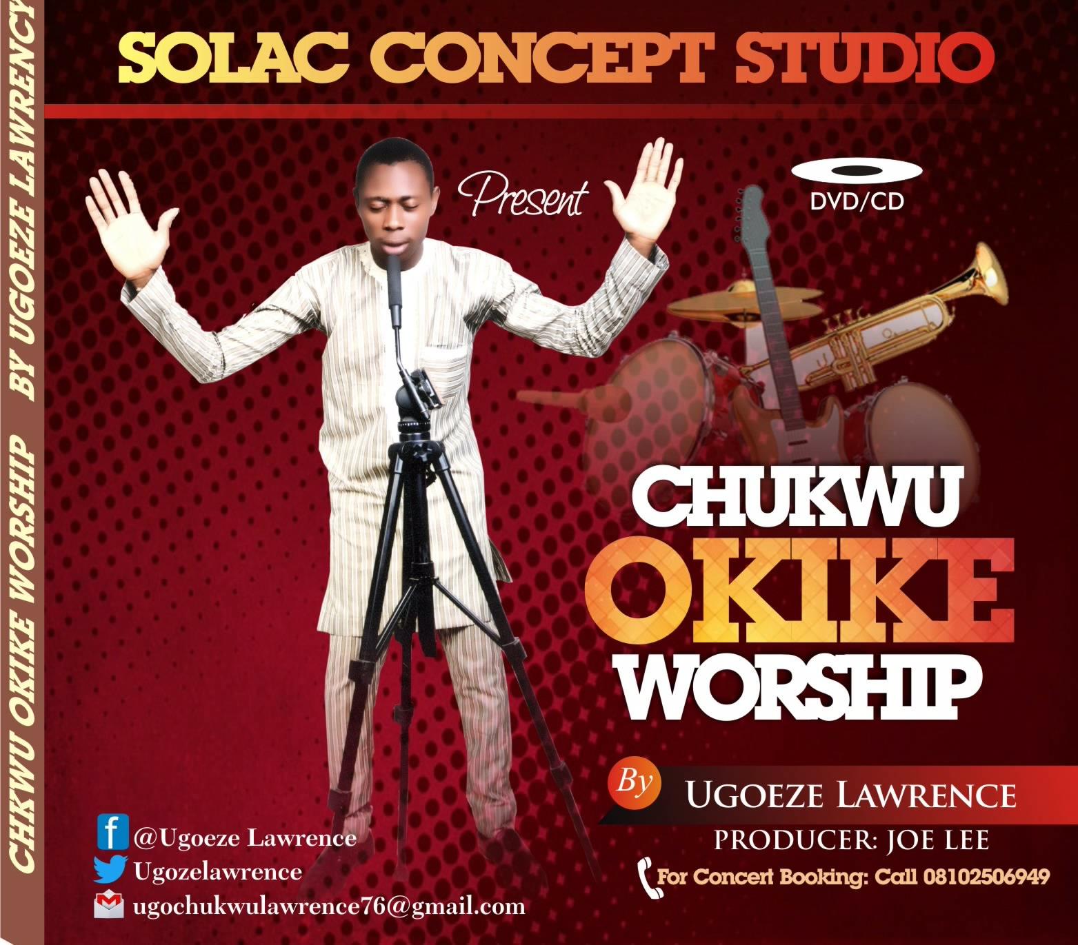 CHUKWU OKIKE by Ugoeze Lawrence art cover