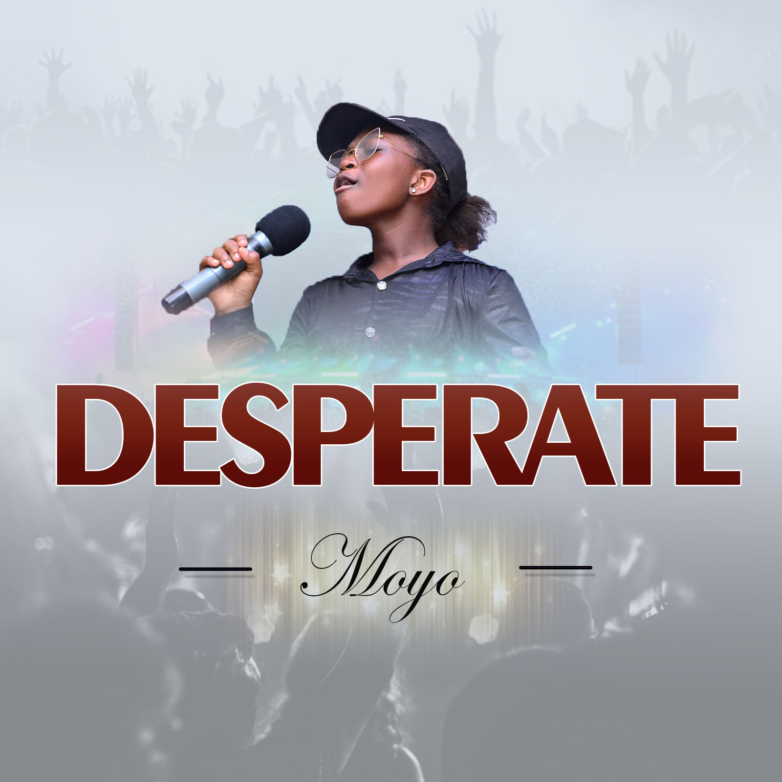 DESPERATE - Moyo