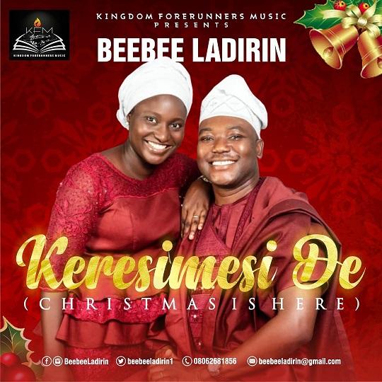 KERESIMESI DE (Christmas Is Here) - Beebee Ladirin [@beebeelaadirin1]