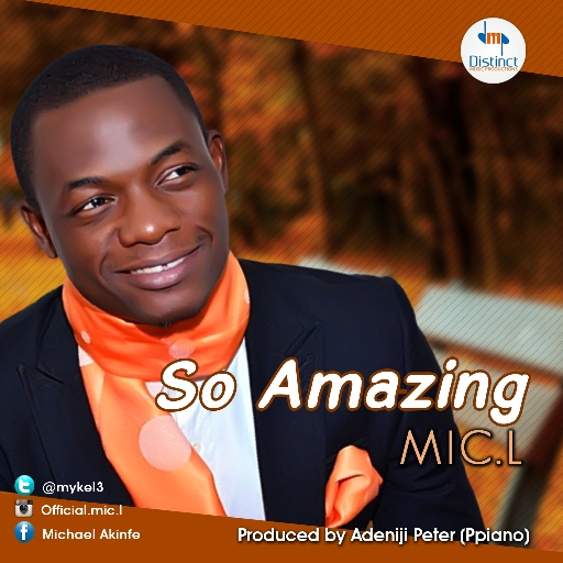 SO AMAZING - Mic L [@official_MicL]