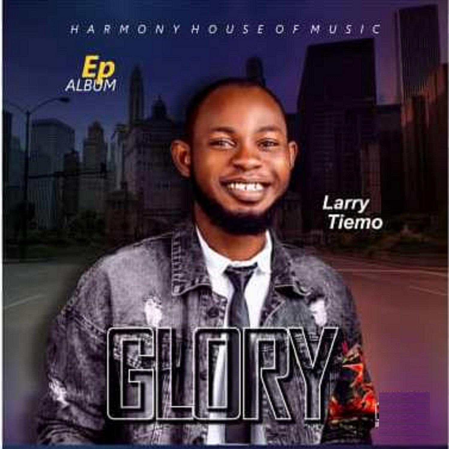 EVEN IN MY FLAWS - Larry Tiemo