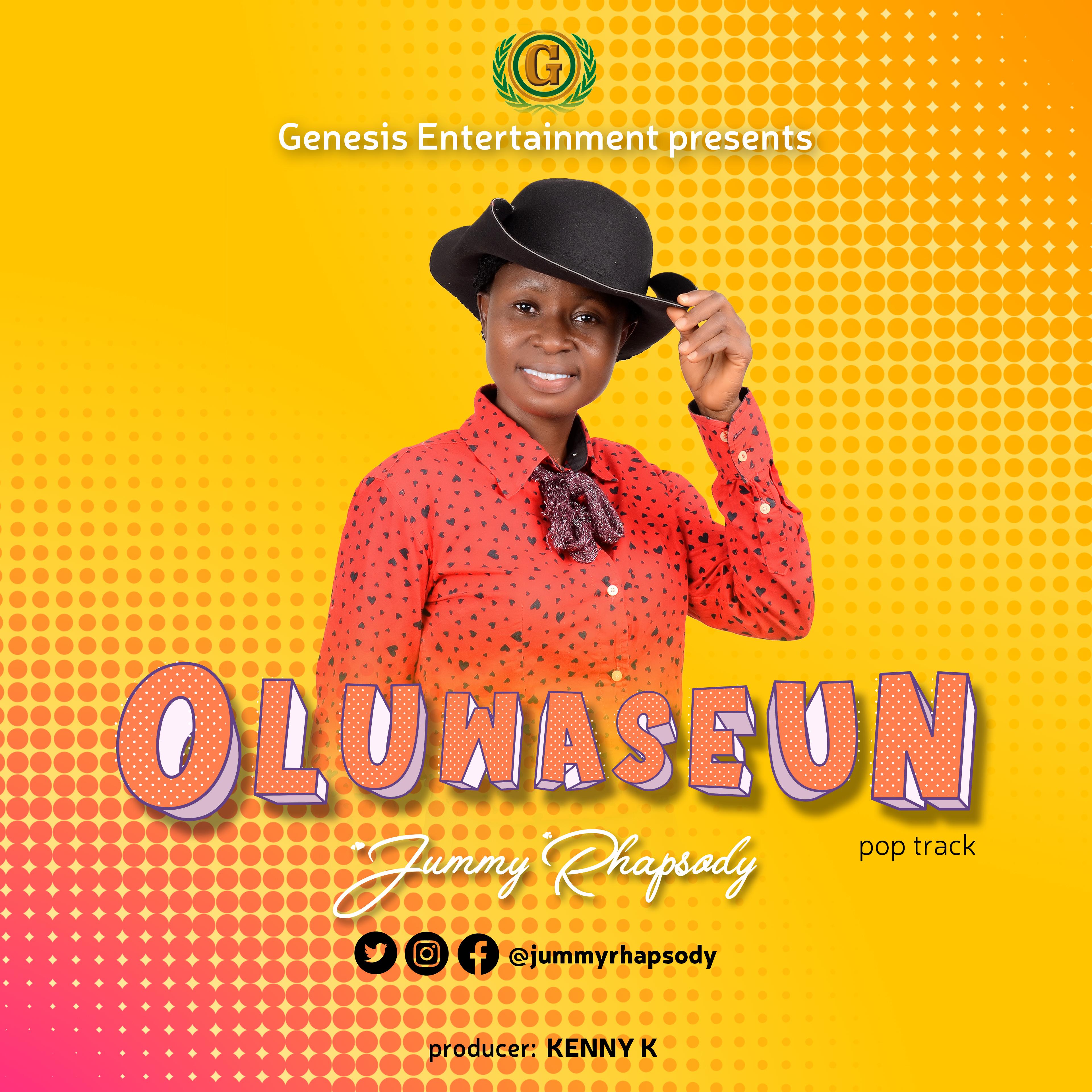 OLUWASEUN - Jummy Rhapsody  [@jummyrhapsody]