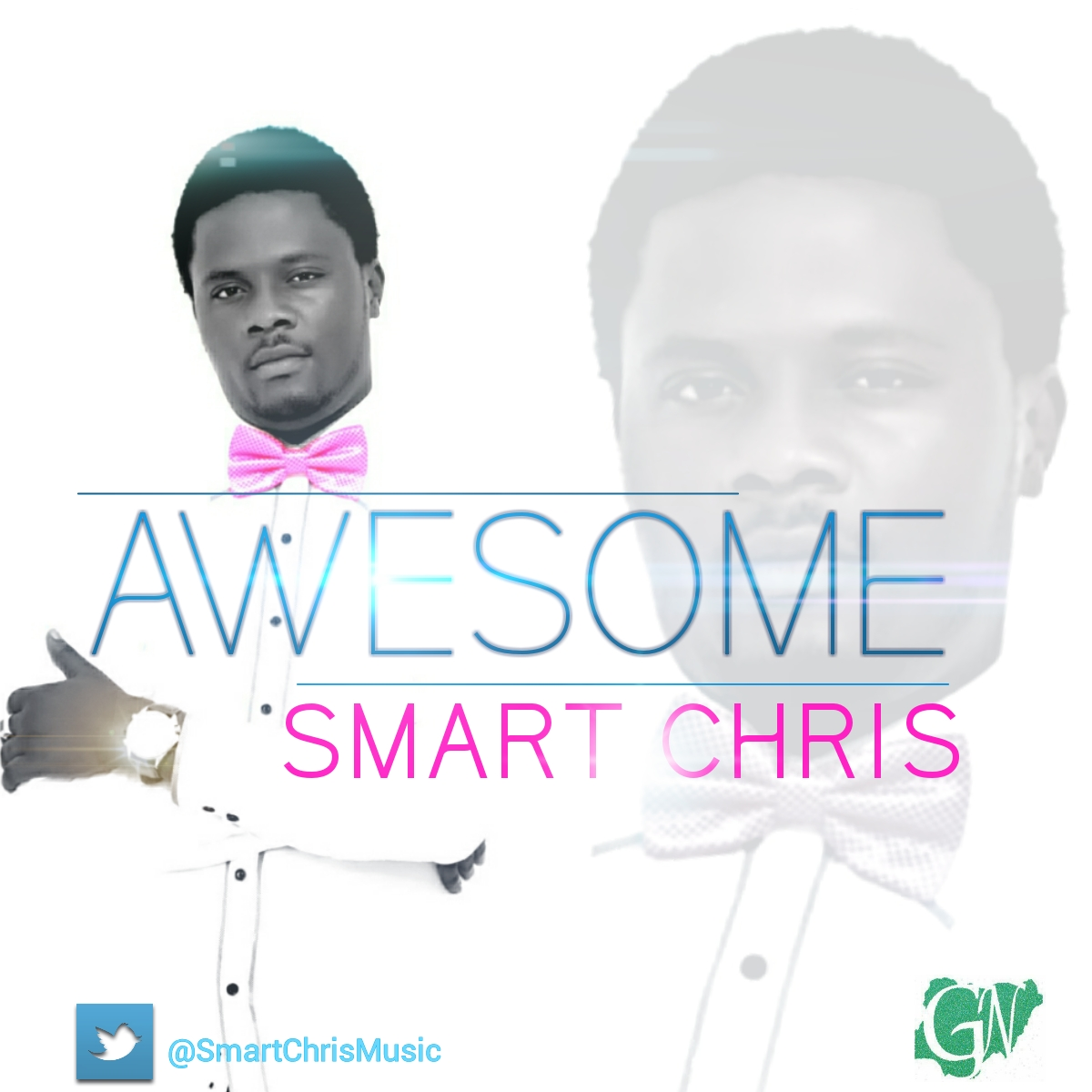 AWESOME GOD - Smart Chris [@SmartChrisMusic]