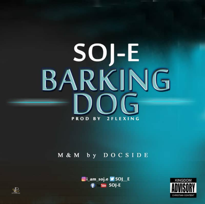 BARKING DOG - SOJ-E