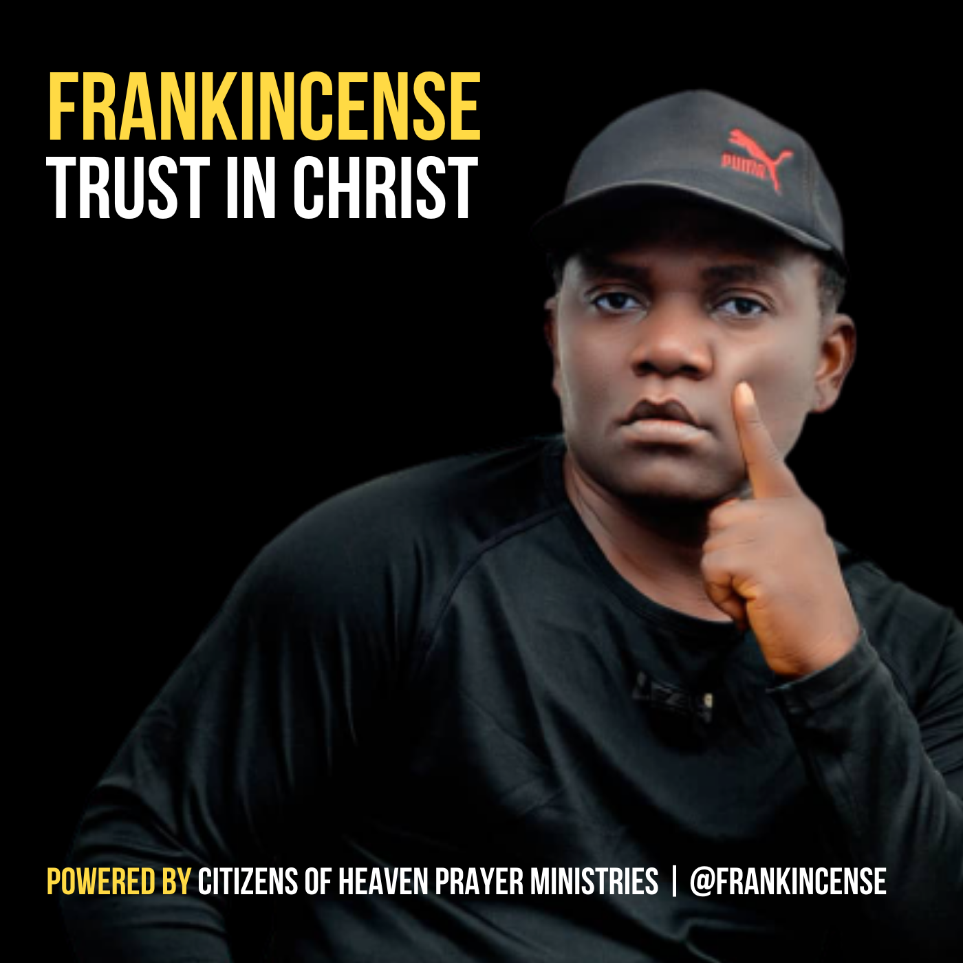 TRUST IN CHRIST - Frankincense