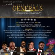 PAT UWAJE KING'S A DATE WITH THE GENERALS