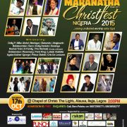 MARANATHA CHRISTFEST NIGERIA 2015 with Sophie Fey [@sophiefey] & Friends