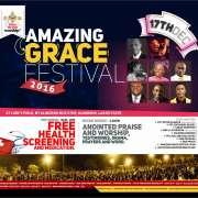 AMAZING GRACE FESTIVAL 2016