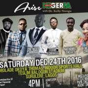 ARISE NIGERIA CONCERT [@AriseNigeria16]