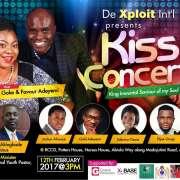 De Xploit Int'l presents KISS Concert