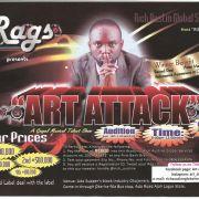 ART ATTACK Gospel Music Talent Show Auditions