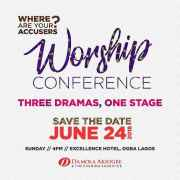 Where Are You Accusers 2018 - Worship Conference with Damola Akiogbe