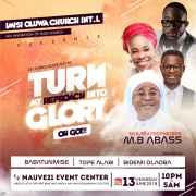 "Imisi Oluwa Church International hosts ""Turn My Reproach Into Glory Oh God"""