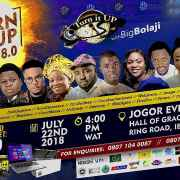 TURN IT UP WITH BIG BOLAJI - The 8th Edition #TurnItUp8