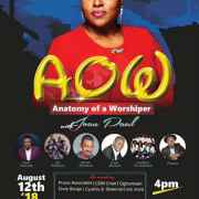 ANATOMY OF A WORSHIPPER with Joan Paul