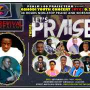 Oshodi Youth Concert With Psalm 100