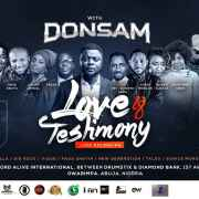Worship Series 5 with Donsam - Love and Testimony
