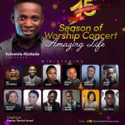 SEASON OF WORSHIP CONCERT 2018