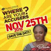 MOCKING MIRACLES - Where Are Your Accusers 2018 with Damola Akiogbe
