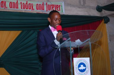 BRO UMO IDUK - WELCOME ADRESS BY THE ZONAL YOUTH COORDINATOR