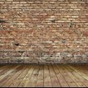 Fetching Brick Wallsold Interior With Brick Wall Vintage Background Royalty Free Urumixcom Square
