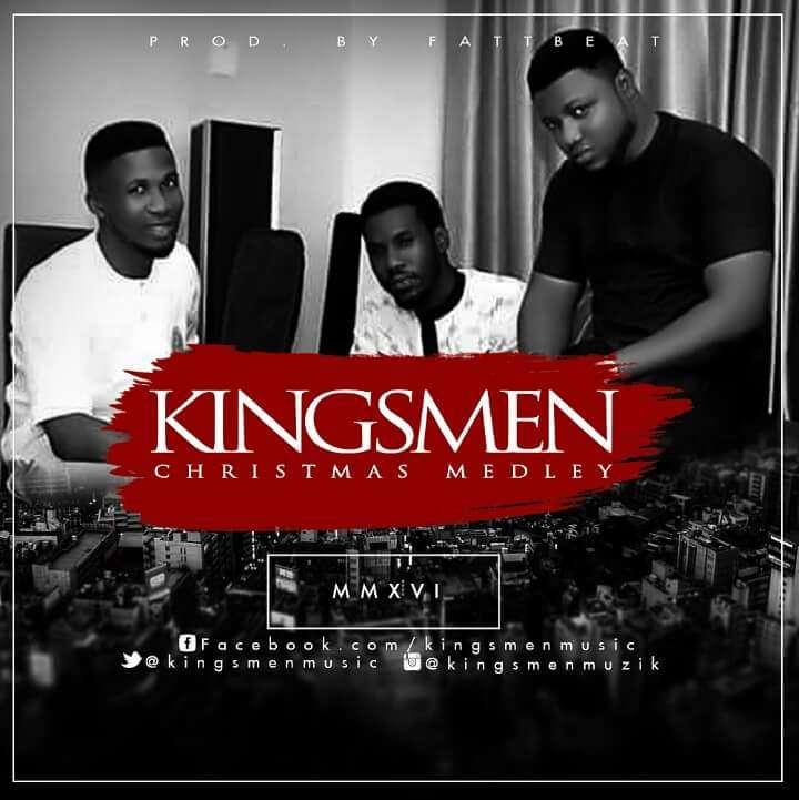 CHRISTMAS MEDLEY - Kingsmen [@kingsmenmusic]