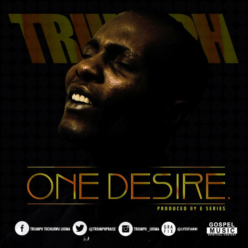ONE DESIRE by Triumph
