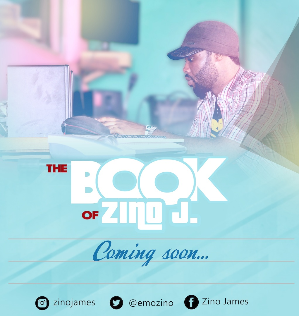 The Book of Zino J [@emozino]