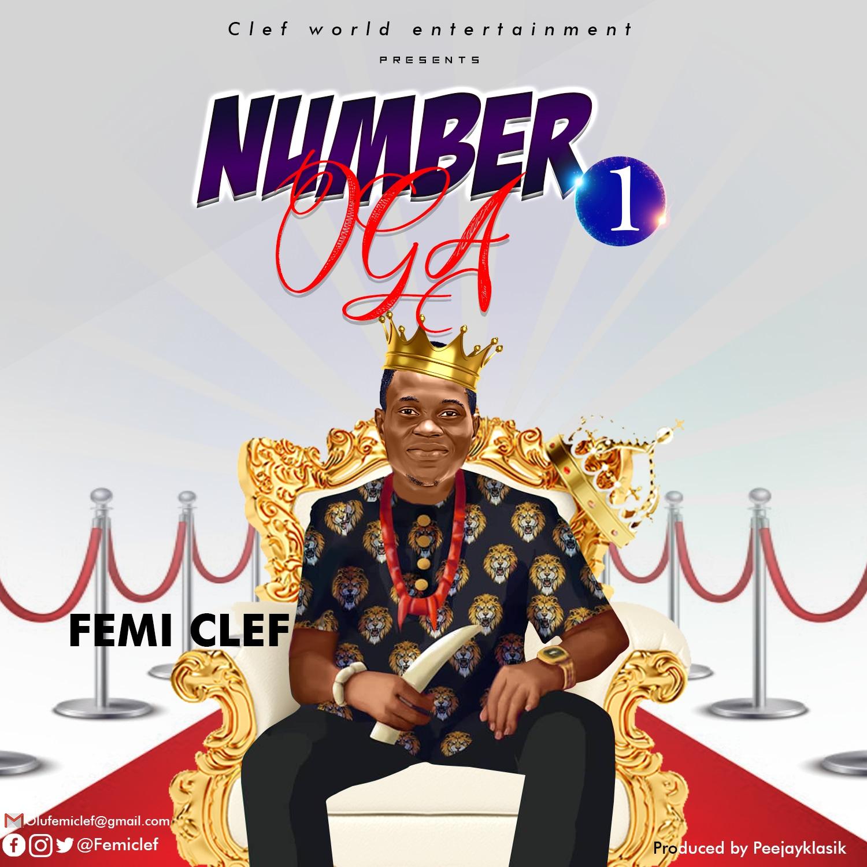 NUMBER 1 OGA - FemiClef  [@femiclef]