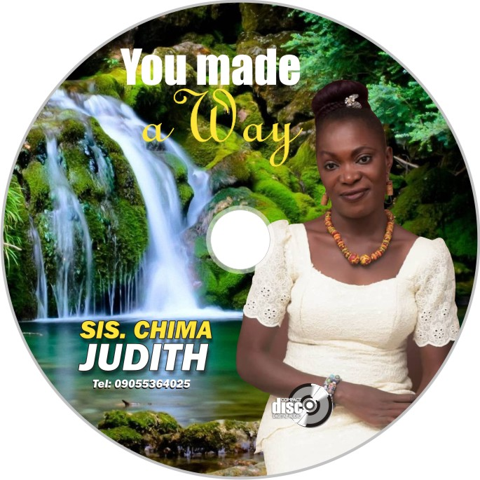 YOU MADE A WAY - Sis. Chima Judith