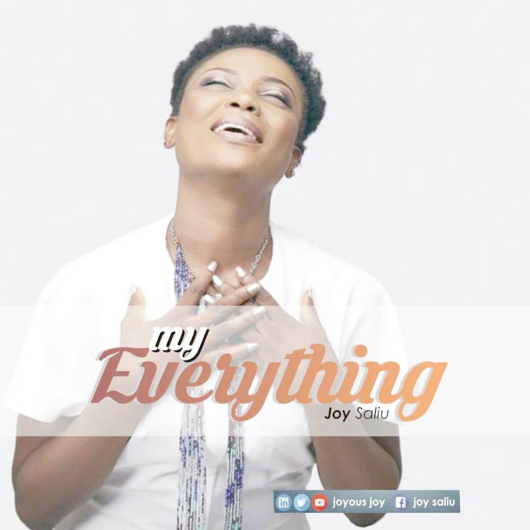 MY EVERYTHING by Joy Saliu