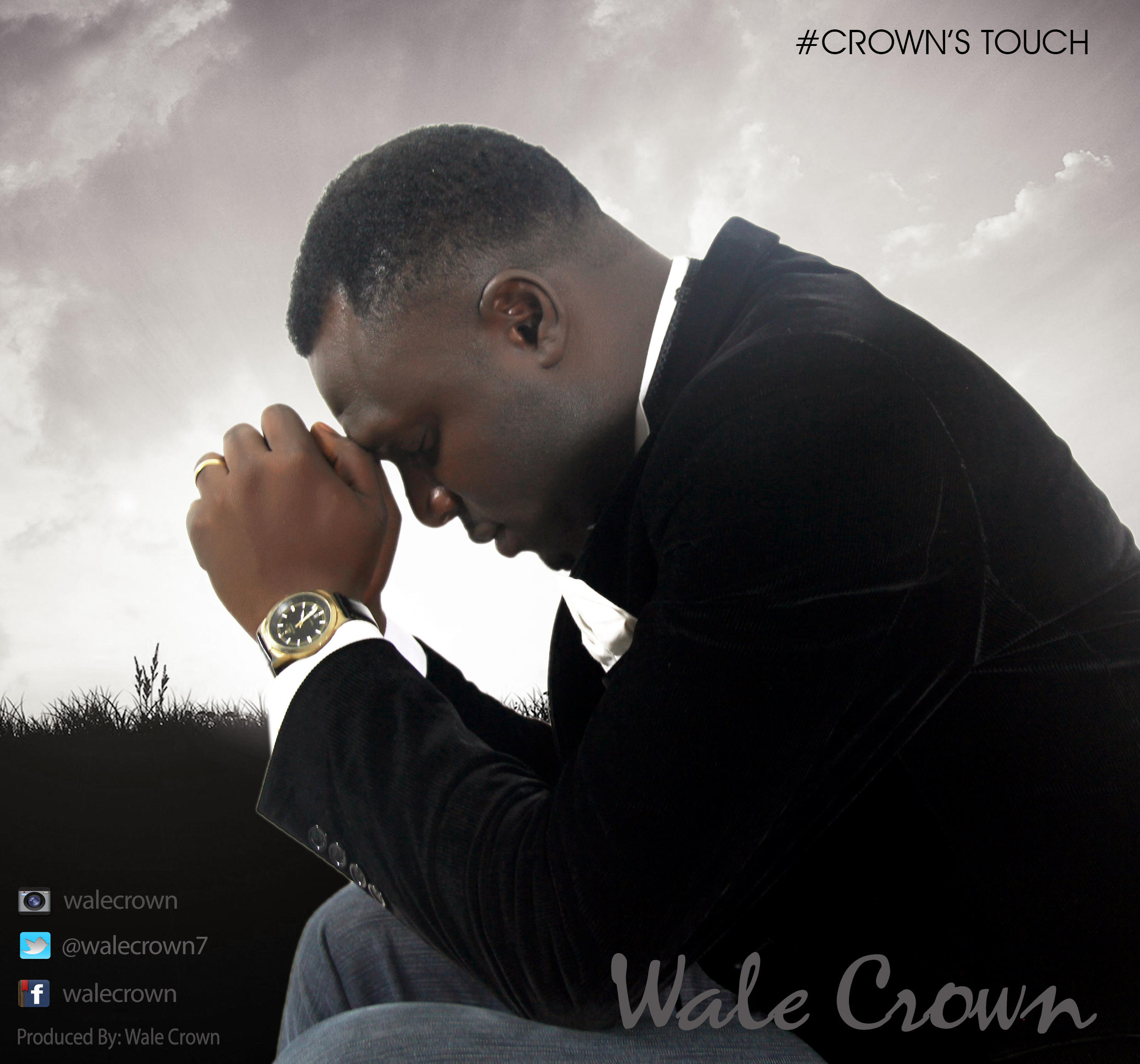 HOLY YOU ARE - Wale Crown [@walecrown7]